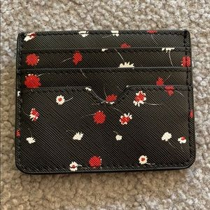 Express floral card holder! NWT!